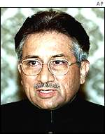 President Musharraf of Pakistan