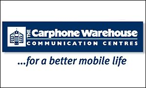 Carphone Warehouse graphic