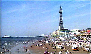 Blackpool: Still England's best known resort
