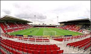 Swindon's County Ground