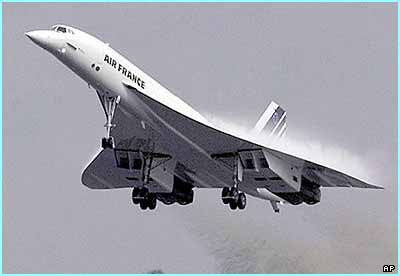 After more than a year out of the sky, Concorde took to the sky once again...