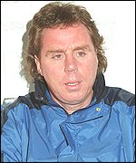 Harry Redknapp as Bournemouth boss