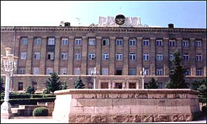 National Assembly building, Nagorno Karabakh