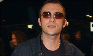 Damon Albarn dropped his Gorillaz persona for the evening