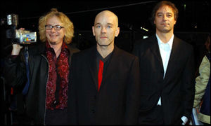 Back to bed for REM who failed to scoop an award