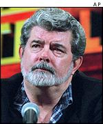 George Lucas, the creator of Star Wars