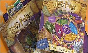 Harry Potter Trivia games