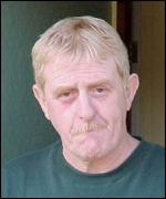 Neighbour David Lloys of steelworks explosion victim Stephen Galsworthy