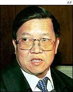 China's trade negotiator Long Yongtu