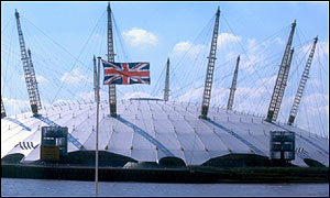 The Government said it was 'rubbish' that the Dome had been withdrawn from sale