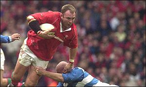 Scott Quinnell was Wales' best player by far
