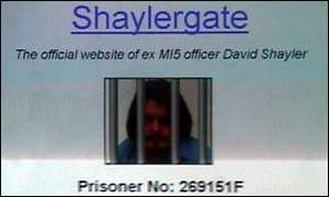 Shayler website