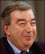 [ image: Primakov - respected international negotiator]