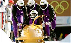 The story of Jamaica's bobsleigh team was turned into a movie