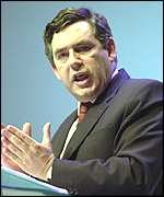 Gordon Brown, Chancellor of the Exchequer