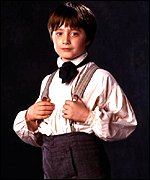 Radcliffe in David Copperfield