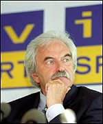 Smooth operator: but Des Lynam's show was moved
