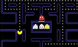 Pac Man: Launched in 1981