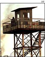 Turkish prison tower