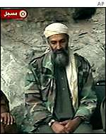 Osama Bin Laden on Al Jazeera TV
