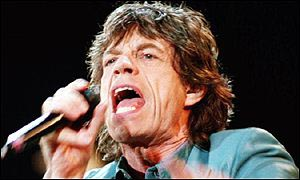 Rolliing Stone Mick Jagger