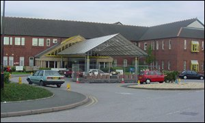 Wrexham Maelor Hospital