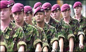 2nd Battalion The Parachute Regiment