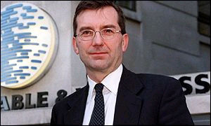 Cable and Wireless chief executive Graham Wallace