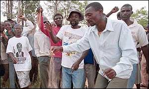 Zimbabwe war veterans