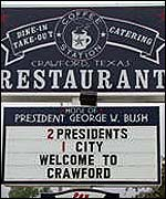 Crawford restaurant