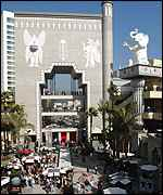 Hollywood and Highland: