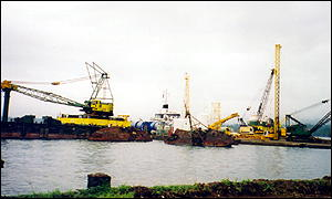 Oil exploration in Equatorial Guinea