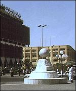 Jeddah town centre
