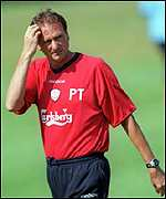 Assistant manager Phil Thompson has been in charge in Houllier's absence