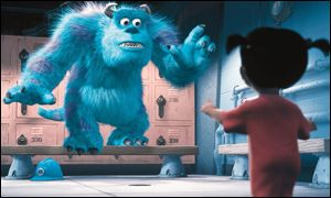 Sulley the monster, Buena Vista