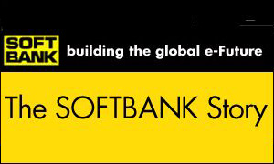 Softbank website image
