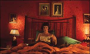 Amelie: Tipped for Academy Award success
