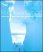 Report cover: Antarctica New Zealand