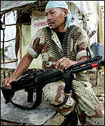MNLF fighter