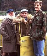 Only Fools and Horses became a hit in the 1980s
