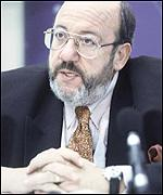 Belgium Foreign Minister Louis Michel