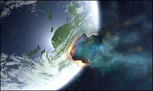 Dino asteroid led to global devastation