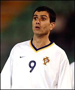 Pauleta of Portugal and Bordeaux