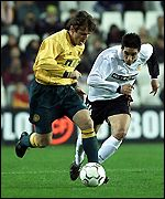 Lubo Moravcik and Vicente