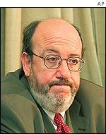 Belgian Foreign Minister, Louis Michel
