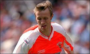 Blackpool goalscorer Brett Ormerod is being chased by a host of clubs