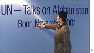 Talks in Bonn