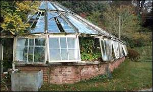 Vinery at Greenway, Devon