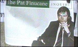 Pat Finucane was shot dead in 1989