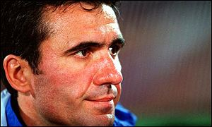 Gheorghe Hagi contemplates his future after Romania's defeat to Slovenia